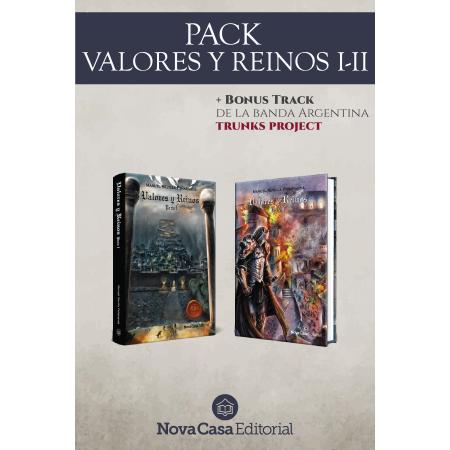 Pack Valores y Reinos (I y II)